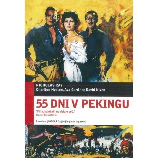 55 dni v Pekingu (55 Days at Peking) - DVD
