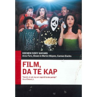 Film, da te kap (Scary Movie) - DVD