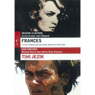 Frances / Tihi jezik (Silent Tongue) - DVD