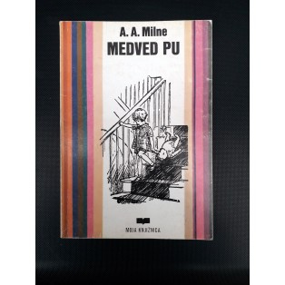 Medved Pu, A.A. Milne (ant.)