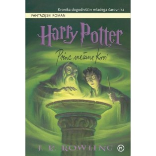 Harry Potter - Princ mešane krvi
