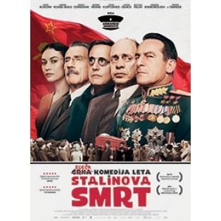 Stalinova smrt (The Death of Stalin) - DVD