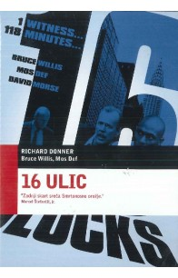 16 ulic (16 Blocks) - DVD