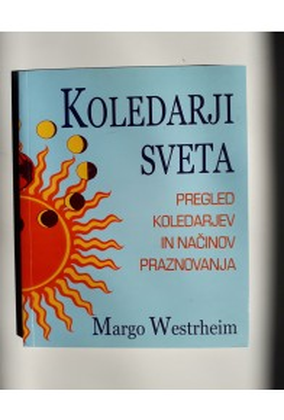 Koledarji sveta; Margo Westrheim (ant.)