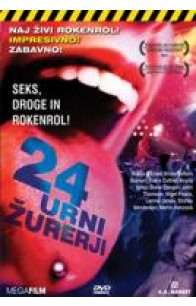 24 urni žurerji (24 Hours Party People)