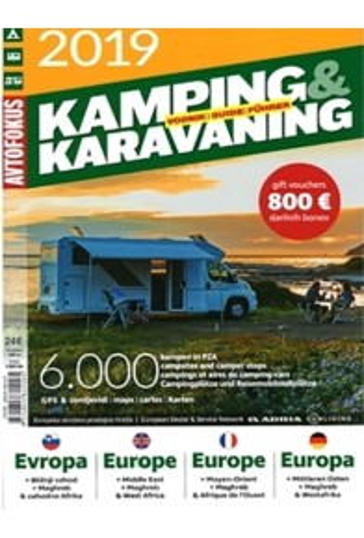 Kamping & Karavaning 2019