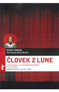 Človek z Lune (Man on the Moon) - DVD