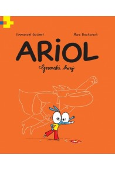 Ariol, Gromski konj