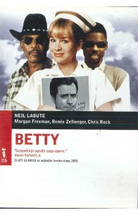Betty - DVD