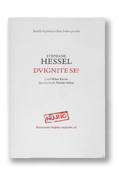 DVIGNITE SE! (E-KNJIGA) (S. Hessel)