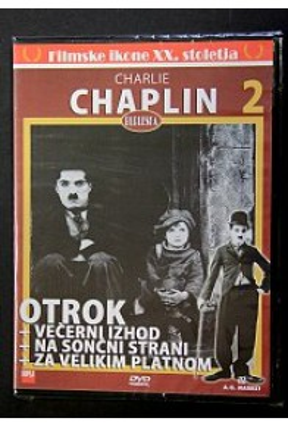 Charlie Chaplin II (DVD)