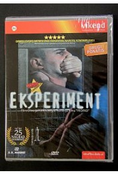 Eksperiment (DVD)