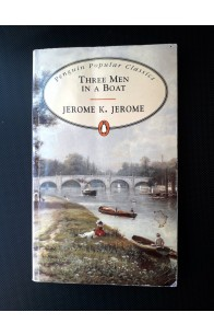 Three Men in a Boat, Jerome K. Jerome (ant.)