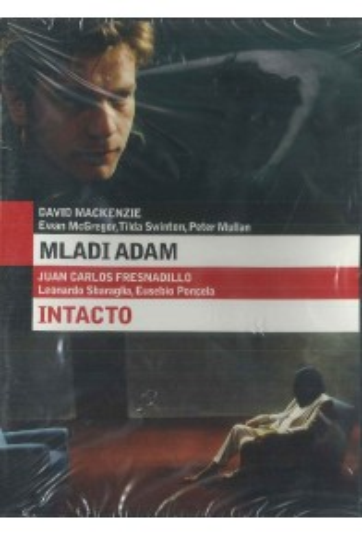 Mladi Adam (Young Adam) / Intacto - DVD