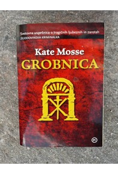 Grobnica, Kate Mosse (ant.)