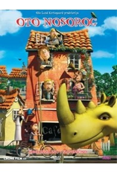 Oto nosorog (Otto er et nćsehorn) - DVD