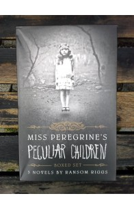 Miss Peregrine's Peculiar Children KOMPLET 3x, Ransom Riggs (ant.)