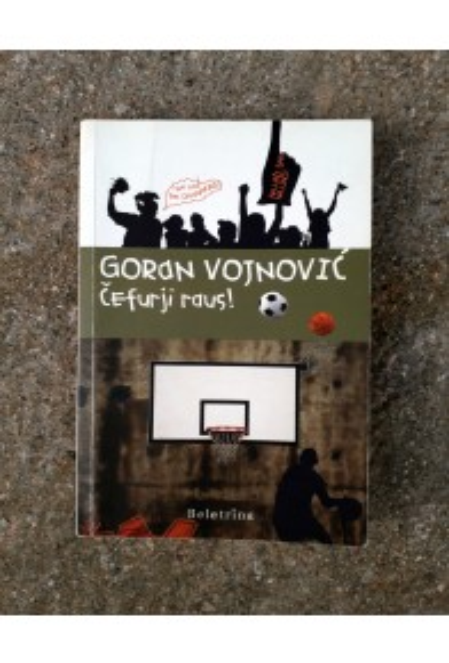 Čefurji raus!, Goran Vojnović (ant.)