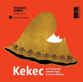 KEKEC - Edward Clug in Katalena, CD
