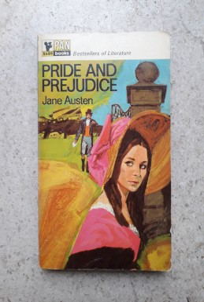 Pride and Prejudice, Jane Austen (ant.)