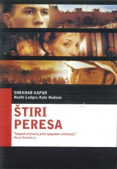 Štiri peresa (The Four Feathers) - DVD