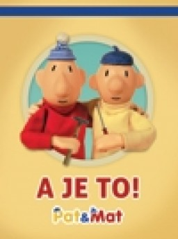 A je to! Pat & Mat - DVD