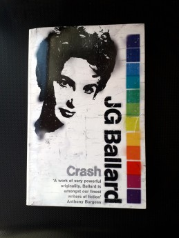 Crash, J.G. Ballard (ant.)