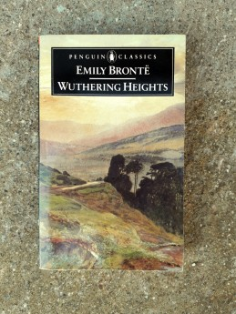 Wuthering Heights, Emily Bronte (ant.)