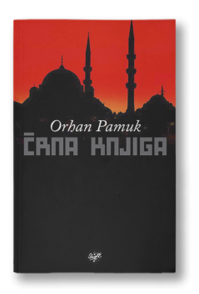 ČRNA KNJIGA (E-KNJIGA) (Orhan Pamuk)