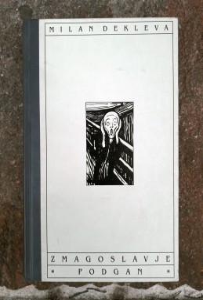 Zmagoslavje podgan, Milan Dekleva (ant.)