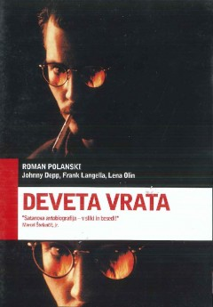 Deveta vrata (The Ninth Gate) - DVD