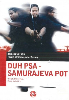 Duh psa - Samurajeva pot (Ghost Dog: The Way of the Samurai) - DVD