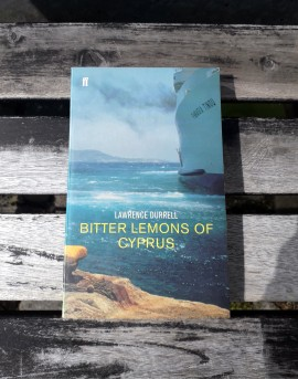 Bitter Lemons of Cyprus, Lawrence Durrell (ant.)