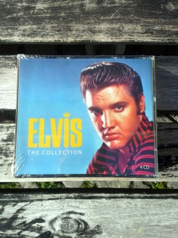 Elvis - The Collection 4xCD (ant.)