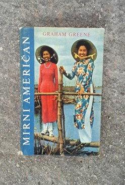 Mirni Američan, Graham Greene (ant.)