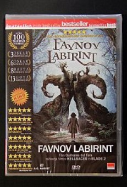 Favnov labirint (DVD)
