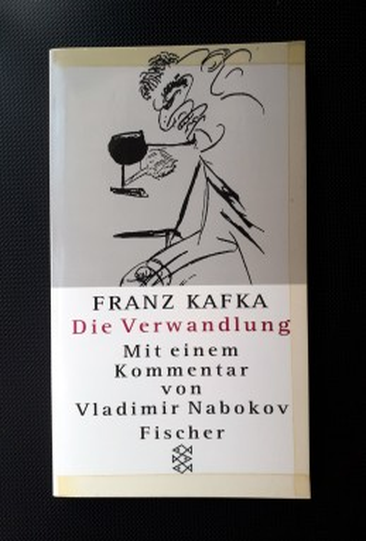 Die Verwandlung (nem.), Franz Kafka (ant.)