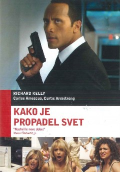 Kako je propadel svet (Southland Tales) - DVD