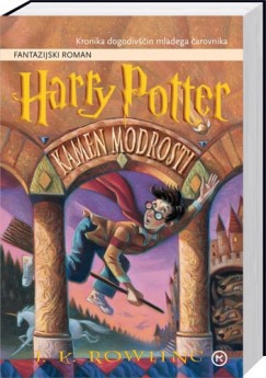 Harry Potter - Kamen modrosti
