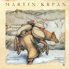 Martin Krpan (English edition)