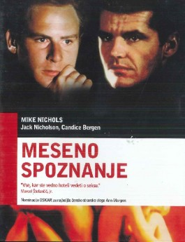 Meseno spoznanje (Carnal Knowledge) - DVD