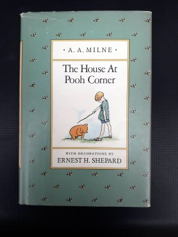 The House At Pooh Corner, A.A. Milne (ant.)