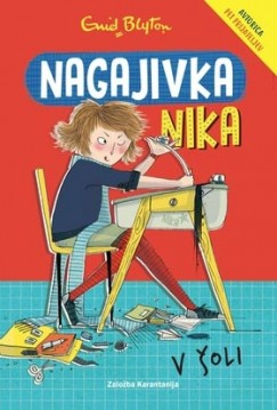 Nagajivka Nika v šoli