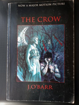 The Crow, J. O'Barr (strip) (ant.)