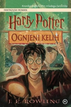 Harry Potter: Ognjeni kelih