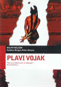 Plavi vojak (Soldier Blue) - DVD