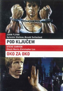 Pod ključem (Lock Up) / Oko za oko (An Eye for an Eye) - DVD