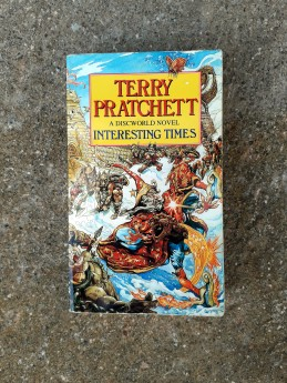 Interesting Times, Terry Pratchett (ant.)