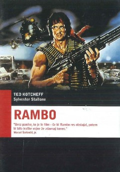 Rambo (Rambo: First Blood) - DVD
