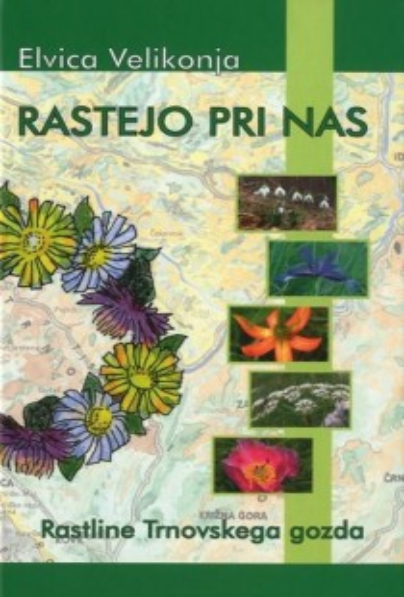 Rastejo pri nas, Rastline Trnovskega gozda